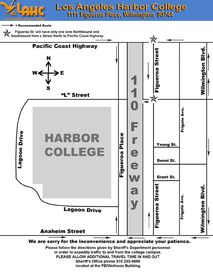 Navarro College Campus Map.Sheriff