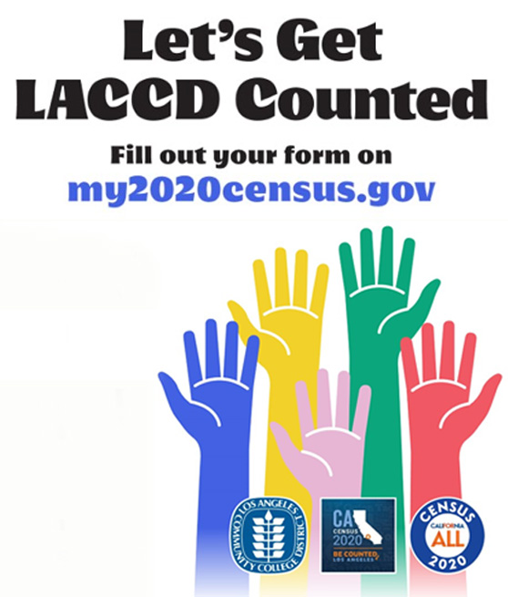 u.s. census get counted flyer