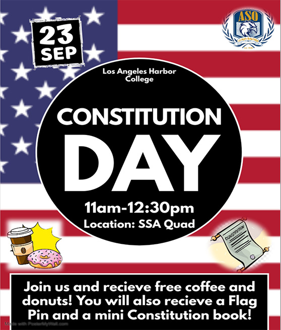 constitution day flyer graphic