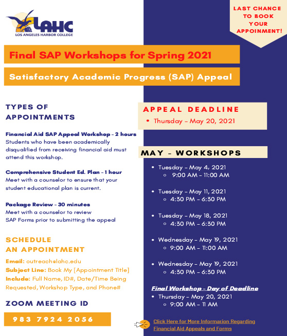 sap workshop dates may 2021 graphic