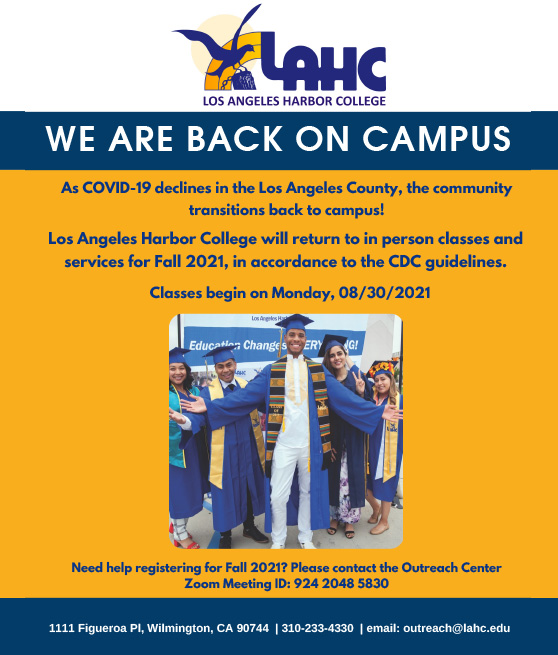 Back to campus info